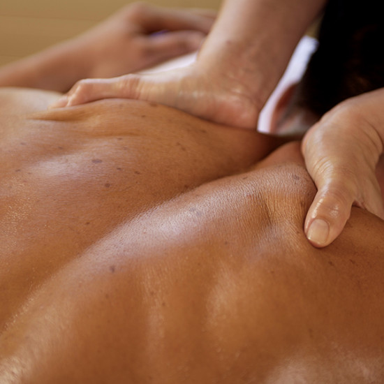 Massage, Mud Wrap & Private Bathing Package