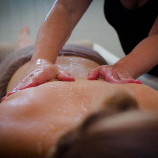 Body Polish and Aix Massage