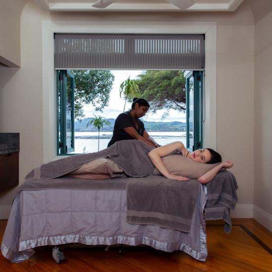Rose Pregnancy Massage