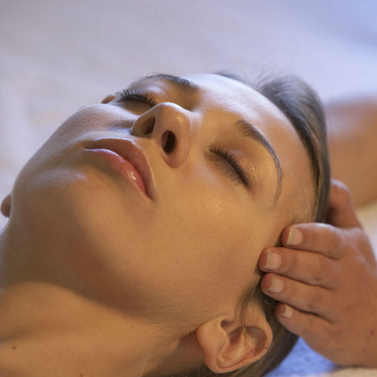 Spa Stress Therapy